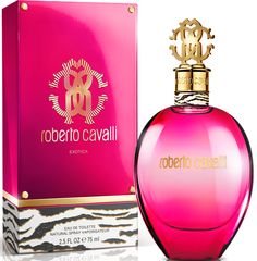 To celebrate springtime, Roberto Cavalli reveals a new facet of his universe with an exclusive new fragrance, Roberto Cavalli Exotica. This limited edition is a luminous and sparkling reinterpretation of Roberto Cavalli eau de parfum. A tribute to the designer's iconic floral print, highlighting the Italian designer's mastery of light and colour. The fragrance was inspired by the luxuriant and tropical tints of the couturier's creations.