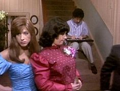 """Friends """"The One with the Prom Video"""" Quotes - Love this one (Lookin' good, Mr. Kotter!)"""