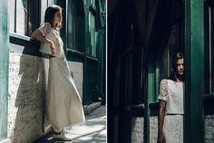 Une robe de mariée en 2 parties | Look Mariage | Queen For A Day - Blog mariage