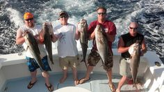Catch of the Day!  #DeepSeaFishing #Destin