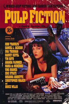 Pulp Fiction Movie Poster Print (27 x 40) - Item # MOVIG3289 - Posterazzi