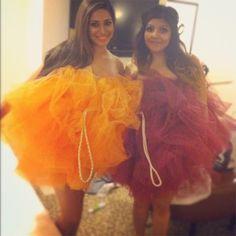 DIY Tutorial: DIY Women Halloween Costumes  / DIY Holloween Costume: How to Make The Best Loofah Costume - Bead&Cord