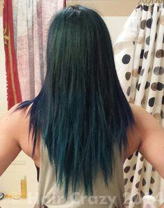 Manic Panic Turquoise