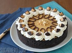 OMG yes! Peanut Butter Chocolate Pie!