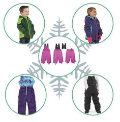 """""""Kids grow like weeds which makes keeping them in winter gear a challenge.  Fortunately, some companies like One Step Ahead make gear with expandable hems and sleeves to help winter wear to last a bit longer.  Now if only they could come up with a solution for boots…"""""""