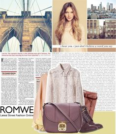 """""""I hear you. I just don't believe a word you say."""" by dorc ❤ liked on Polyvore"""
