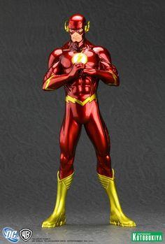 Flash. Justice League. The New 52. Kotobukiya (PRE_ORDER)
