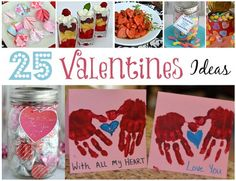 Top 25 Valentines Day Ideas
