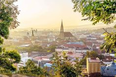 by Inside Cluj - Discover the city like a local Like A Local, Romania, Paris Skyline, Told You So, Autumn, City, Pictures, Travel, Photos