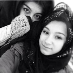 Waliyha and Aaroosa!!!!!!