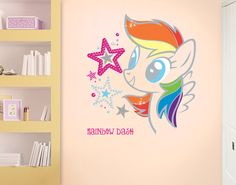sc 1 st  Pinterest & My Little Ponies Heart | Pinterest | Pony Wall decals and Walls