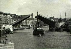 Puente del Arenal, 1945