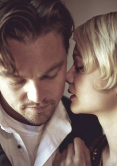 Leonardo DiCaprio & Carey Mulligan; Gatsby