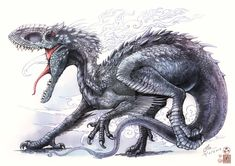 Indominus rex by In-Sine