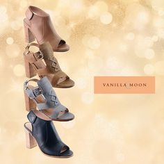 The right shoe can change your life!... #VanillaMoon