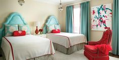 beautiful colors for a teen girl bedroom Margaret Bosbyshell