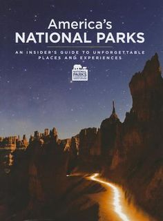 This book is an amazing amalgam of interesting and beautiful photographs of our national parks and very short passages describing the types of parks and interesting features of each park described.