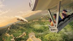 New Behind the Scenes Tour of Soarin' Around the World for Disney Vacation Club Members