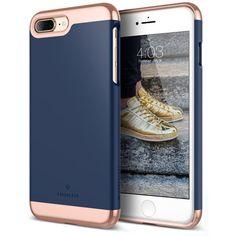 Caseology Savoy iPhone 7 Plus Case - Navy Blue