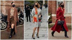 Fashion Pants, New Fashion, Runway Fashion, Grace Kelly, Short Cuir, Tan T Shirt, Monochrome Outfit, Mini Vestidos, Spring Fashion Trends
