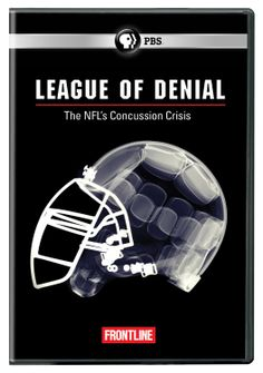 League of Denial: The NFL's Concussion Crisis / HU DVD 6721 / http://catalog.wrlc.org/cgi-bin/Pwebrecon.cgi?BBID=13368582
