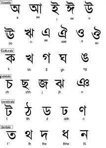 Multani alphabet