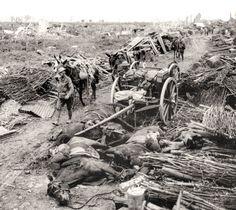 Voices of the First World War: Passchendaele World War One, First World, Schlacht An Der Somme, Ap World History, Ww1 History, Military History, Military Art, Westerns, Historical Photos