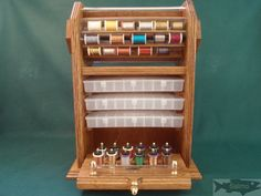 Fly tying organization
