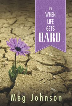 "When Life Gets Hard ~~ Meg Johnson is this AMAZING person... who ""accidentally"" jumped off a cliff~~    She now realizes she had misjudged the ""gap"" that was in front of her...leaving her paralyzed from the chest down and in her hands.    In this book she helps us close our ""emotional gaps"" using that acronym:    G - Gratitude  A - Attitude  P - Prayer  S - Service    So inspirational...so wonderful...so motivating!"
