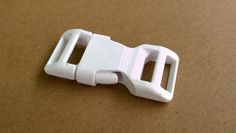 Side Release Buckle 3/4 inch by UniverseOfDesign - Thingiverse