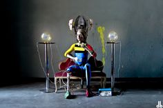 IL NUOVO CHE AVANZA #andyfluon #dorothybhawl #magic #android #artwork #photography