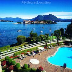 Hotel Villa and Palazzo Aminta, Lake Maggiore, Italy