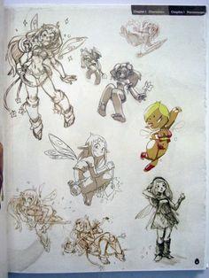 Artbook Dofus 2.0 (245 фото)