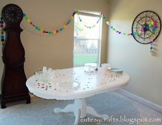 Cutesy Crafts: Cute as a Button Baby Shower
