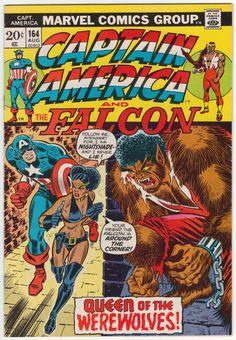 Lot Detail - Captain America Marvel Comics (Featuring John Romita, Sal Buscema, Ron Wilson and Gil Kane Cover/Art) Captain America Comic Books, Marvel Captain America, Marvel Comic Books, Comic Book Characters, Comic Book Heroes, Marvel Heroes, Comic Character, Comic Books Art, Comic Art