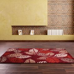 Opus Rugs 898 in Anthracite Grey - Free UK Delivery - The Rug Seller Modern Floral Design, Color Shades, Colour, Red Rugs, Rug Hooking, Leaf Design, Modern Rugs, Traditional Design, Color Splash