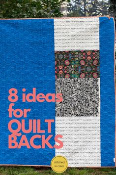Quilting Tutorials, Quilting Projects, Quilting Designs, Quilting Ideas, Quilt Square Patterns, Patchwork Quilt Patterns, Easy Quilts, Mini Quilts, Hand Quilting