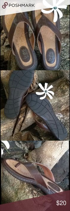 🌼B.O.C Women's Zita Flip Flop Sandals🌼 🌼B.O.C Brown Women's Zita Flip Flop Sandals. Slip into comfort and style this summer with the Zita flip flop sandals from B.O.C! Synthetic upper and soooo comfortable!🌼 b.o.c. Shoes Sandals