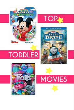 We love movie nights in our home. Every Friday, we order pizza and pick a movie to watch as a family. Having a preschooler and a toddler in the home, we try to keep things kid friendly. Here are our top toddler movies to add to your collection for movie[Read more]
