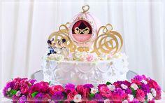 料理・ケーキ | 東京ディズニーランド シンデレラ城でのウェディング | ディズニー・フェアリーテイル・ウェディング