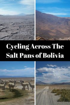 Read all about cycling across the Salt Pans of Bolivia. - Part of an epic bicycle tour from Alaska to Argentina.