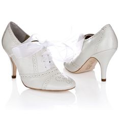 Winter Bridal Shoes  Rachel Simpson New Collection - Olivia