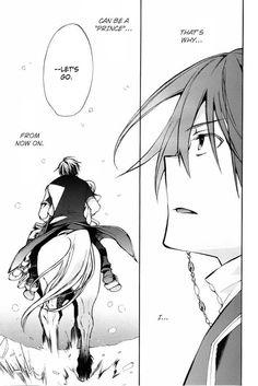 +C: SWORD AND CORNETT Manga Ch.23 Page 33
