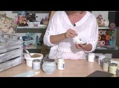 VIDEO #CreattivaChannel Creare con la Polvere Ceramica - YouTube