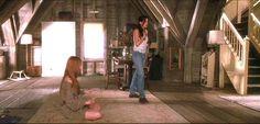 Practical Magic movie house-attic 1