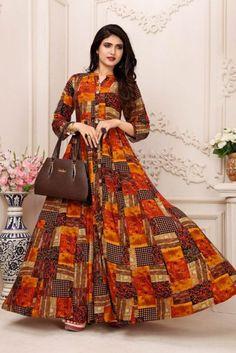Simple Kurti Designs, Kurta Designs Women, Kurti Neck Designs, Latest African Fashion Dresses, Women's Fashion Dresses, Couture Dresses Gowns, Gharara Designs, Long Dress Design, Fancy Kurti