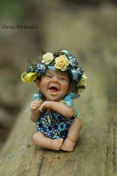 Elena Kirilenko collection dolls Коллекционные куклы ручной работы. Ярмарка Мастеров - ручная работа Ацуко. Handmade.