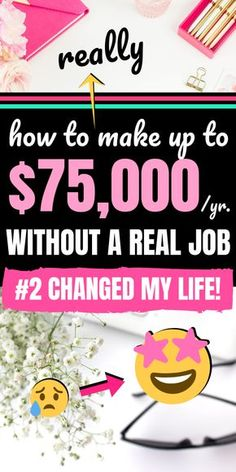 Are you looking for real work from home jobs that make money immediately? Take a look at these best and legitimate work from home jobs today! Hiring NOW! Earn Money From Home, Earn Money Online, Make Money Blogging, Online Jobs, Way To Make Money, How To Make, Money Tips, Making Money From Home, Money Hacks