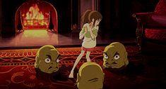 Studio Ghibli : Spirited Away : Chihiro : Hayao Miyazaki
