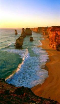 Great Ocean Road, Port Campbell, Australia
